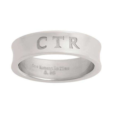 Restoration CTR Ring - Stainless Steel