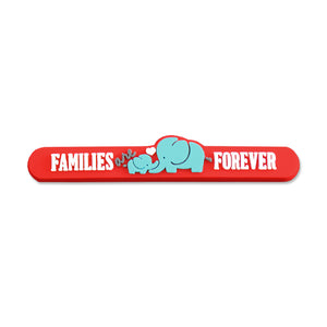 Kids Families are Forever Ring - Adjustable