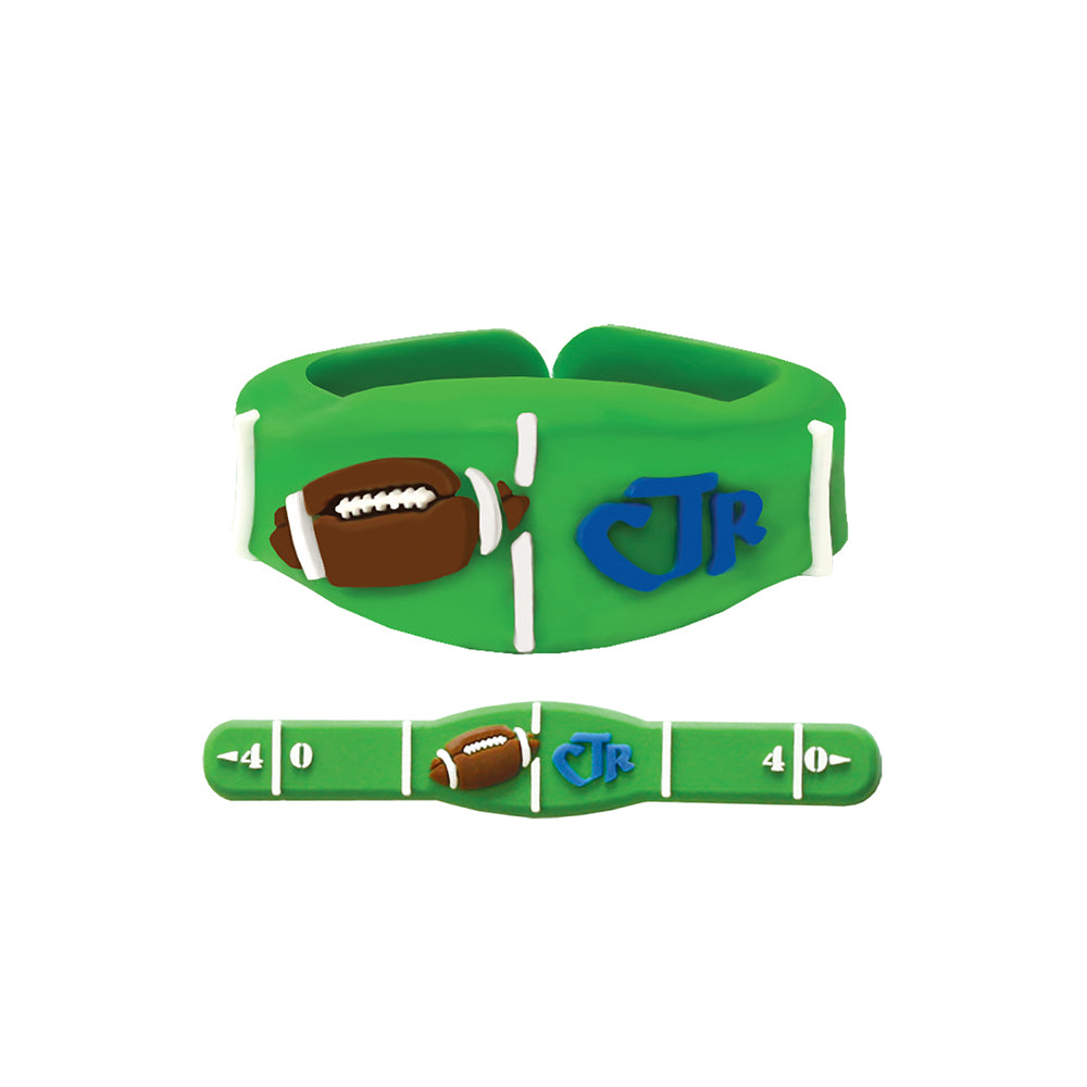 Adjustable CTR Football Ring - silicone