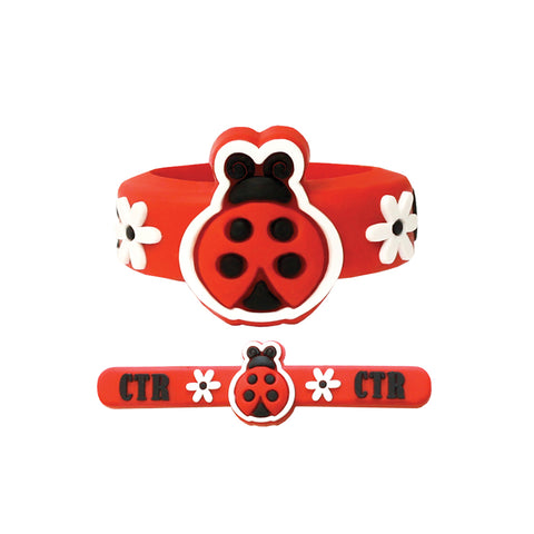 Kids Ladybug CTR Ring - Adjustable