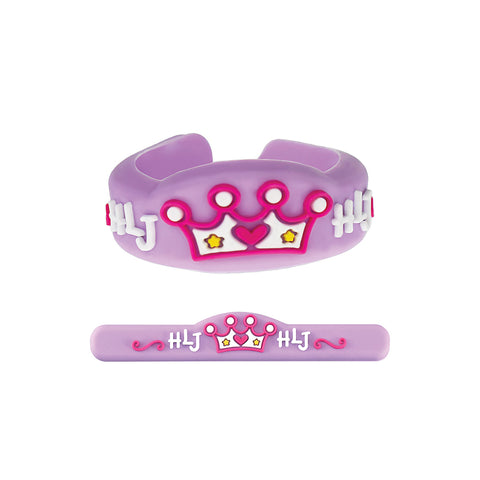 Spanish Kids Crown HLJ Ring - Adjustable