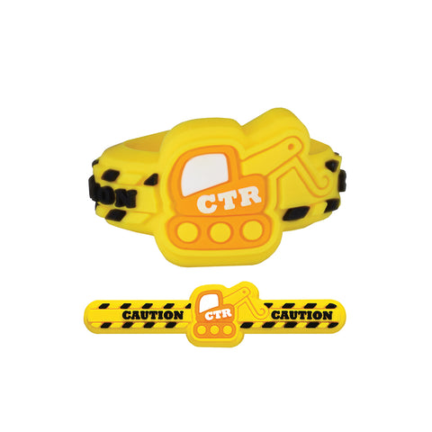 Kids Construction CTR Ring - Adjustable
