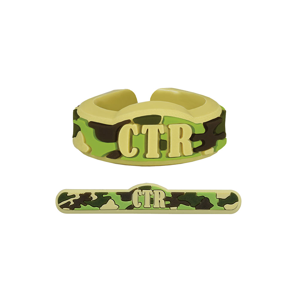 Kids Camo CTR Ring - Adjustable