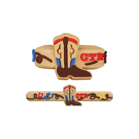 Kids Western CTR Ring - Adjustable