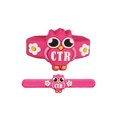 Kids Owl CTR Ring - Adjustable