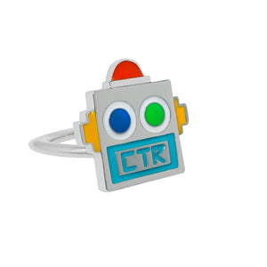 Robot CTR Ring - Pinch Fit (adjustable)