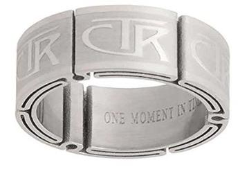 Aftershock CTR Ring - Stainless Steel
