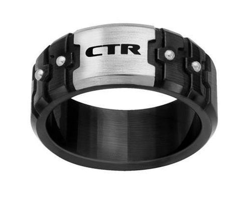 Rhino CTR Ring - stainless steel