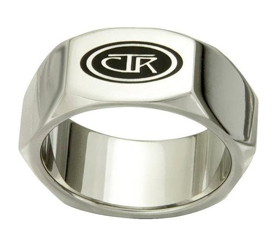 Forged CTR Ring - stainless steel