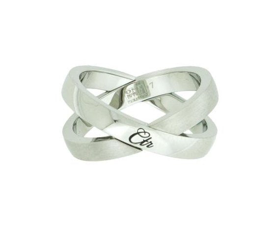 Atom CTR Ring - stainless steel