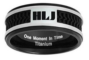 Elements HLJ ring – Spanish - titanium