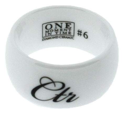 Allure CTR Ring - ceramic
