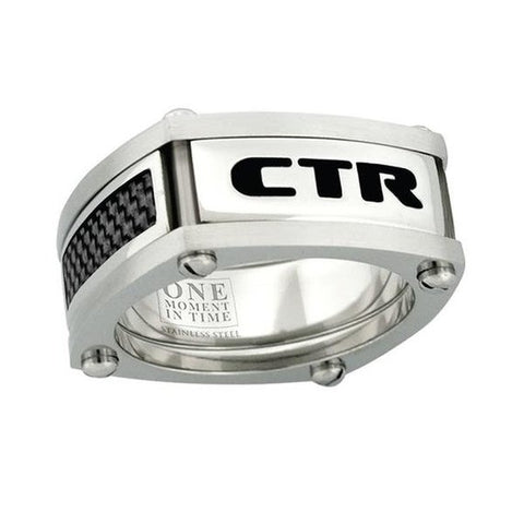 Formula 1 CTR Ring - Stainless Steel