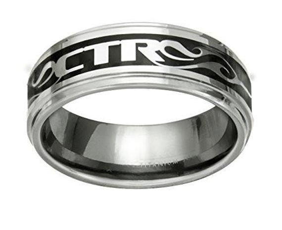 NFUZED CTR Ring - Tungsten