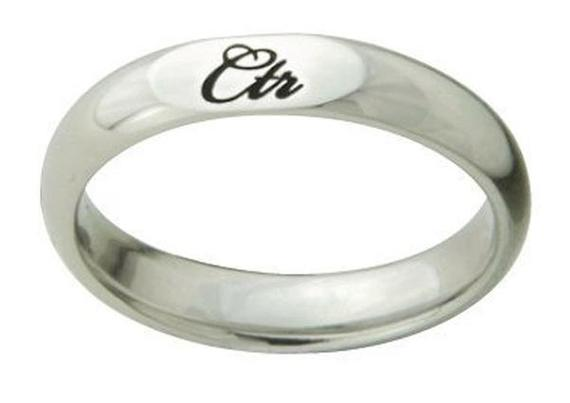 Remy CTR Ring - stainless steel