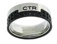 Load image into Gallery viewer, Vented CTR Ring - stainless steel
