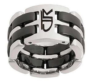 Fuzion CTR Ring - stainless steel