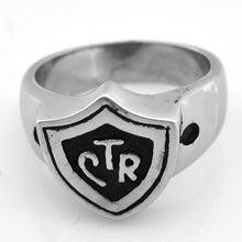 Load image into Gallery viewer, Shield CTR Ring - stainless steel
