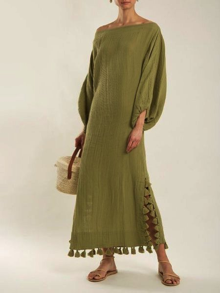 Casual Long Sleeve Dresses