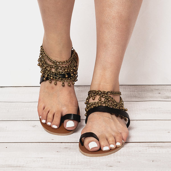 Boho Retro Casual Holiday Sandals