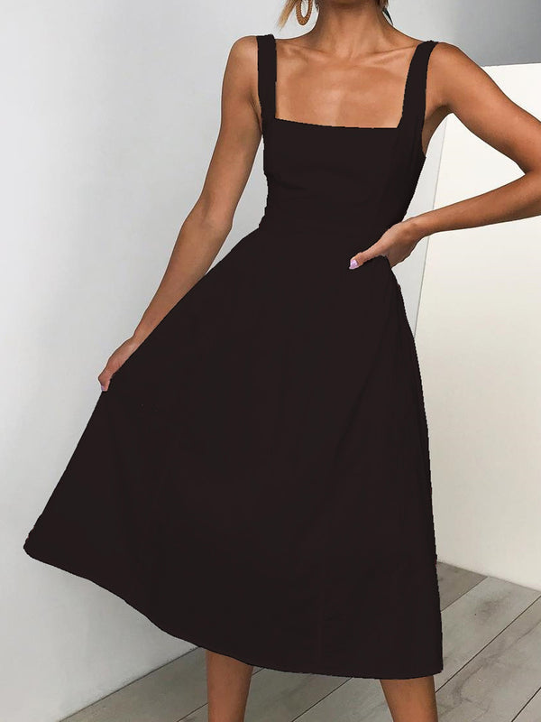 Women Summer Dresses A-Line Daily Casual Dresses