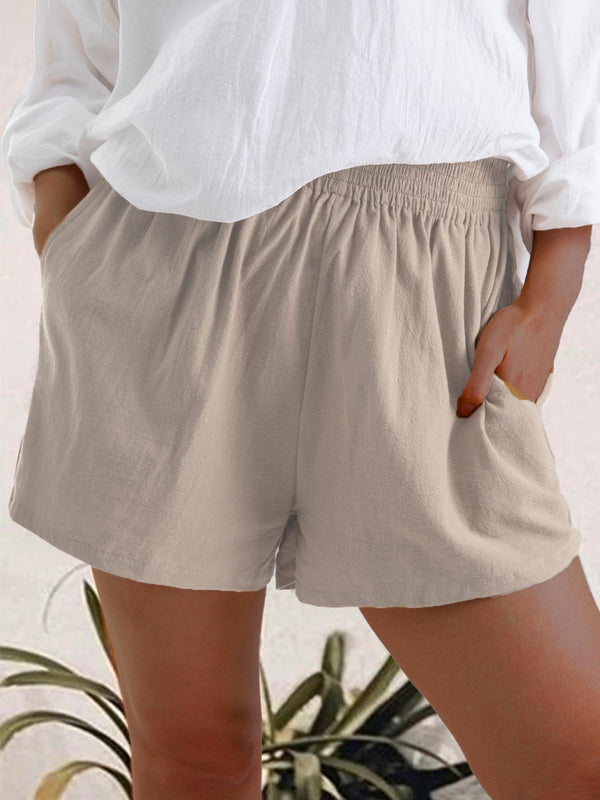 Women Summer Casual Shorts