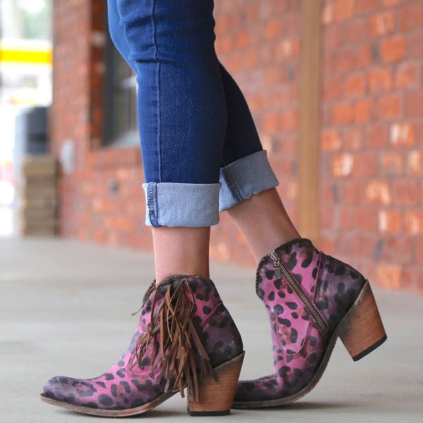 Chunky Heel Spring/fall Casual Shoes
