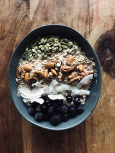 Winter Warmers for Mental Wellness. Recipe #5 - Porridge