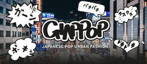 GIAPPOP japanese pop urban fashion