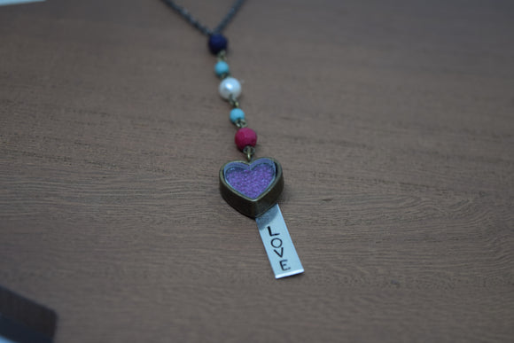 LOVE Y-NECKLACE