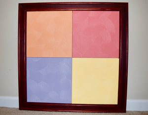 CUSTOM MEMO/CORK BOARDS 2X2