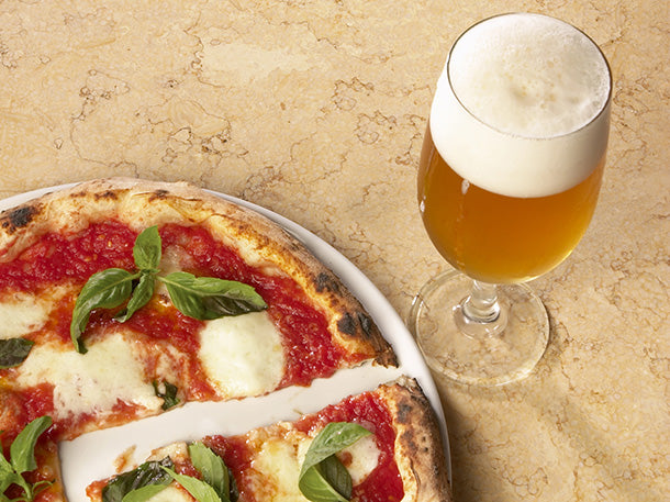 Food pairing: Pizza & bier