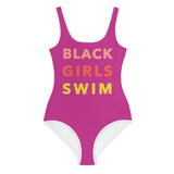 Black Girls Swim (WOMENS)