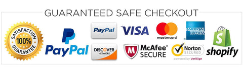 Visa credit card and payment options