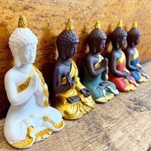 Load image into Gallery viewer, Red Mini Buddha Statue