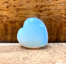 Load image into Gallery viewer, Opalite Crystal Heart