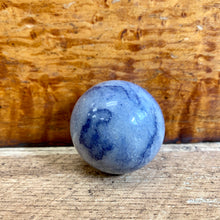 Load image into Gallery viewer, Blue Aventurine Sphere