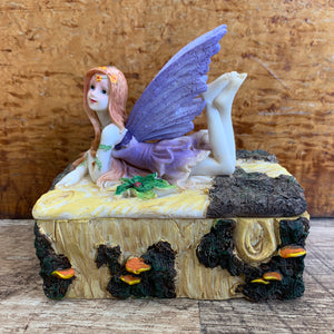 Forest Fairy Box (Purple)