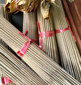 African Musk 11 Inch Incense Sticks 100 Pack Long Burning Time