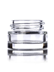 ¼ Oz. Clear Jar
