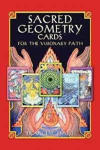 Sacred Geometry Book + Tarot Card Set