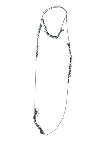 Crystal Spaced Bare Chain
