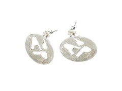 - AdP Charm Earrings - Silver -