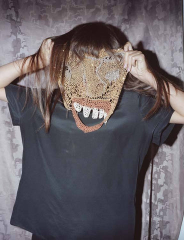 int. Flat Tooth Mask (Lane Crawford)