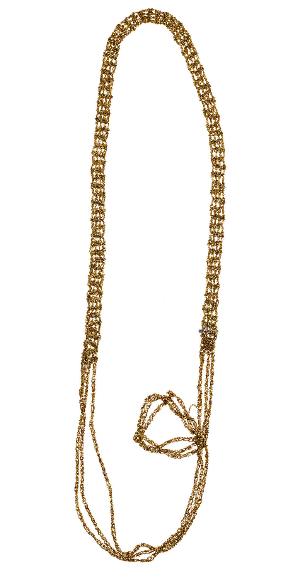 The Slim Necklace in Gold