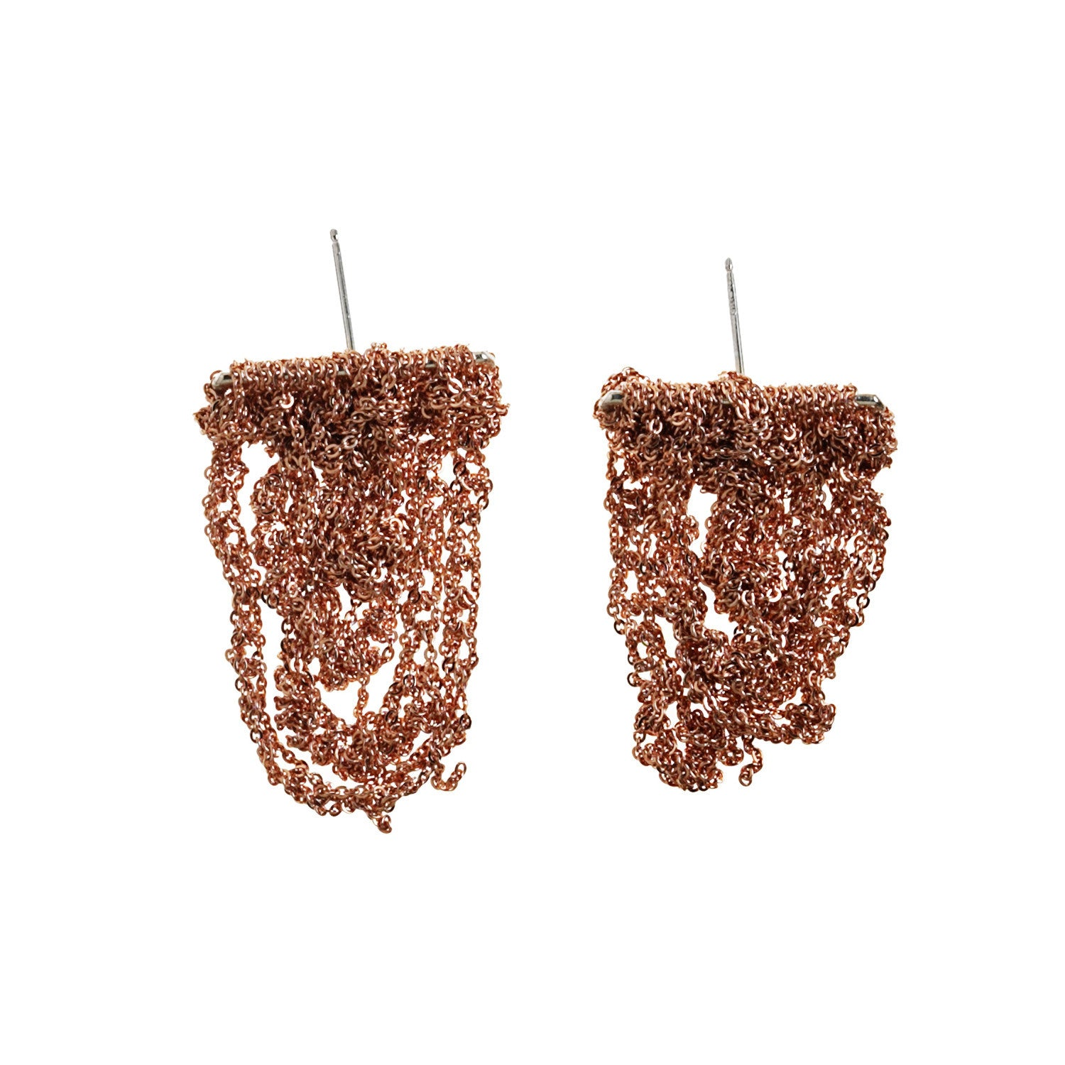 Prestige Earrings in Rose Gold