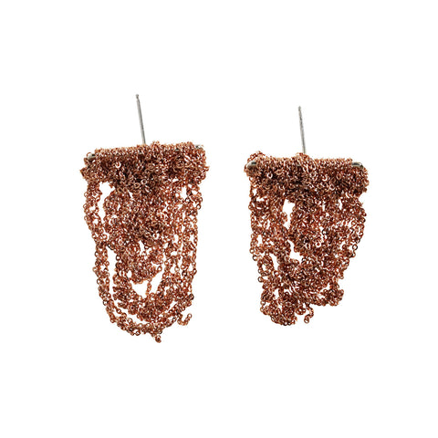 - Prestige Earrings - Rose Gold -
