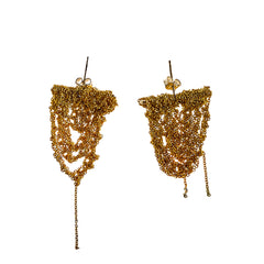 - Prestige Earrings - Gold -