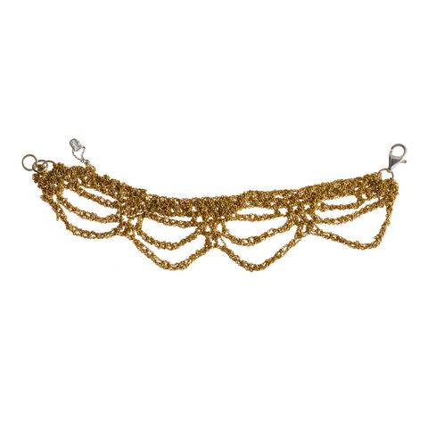 - Lady Macbeth Bracelet - Gold -