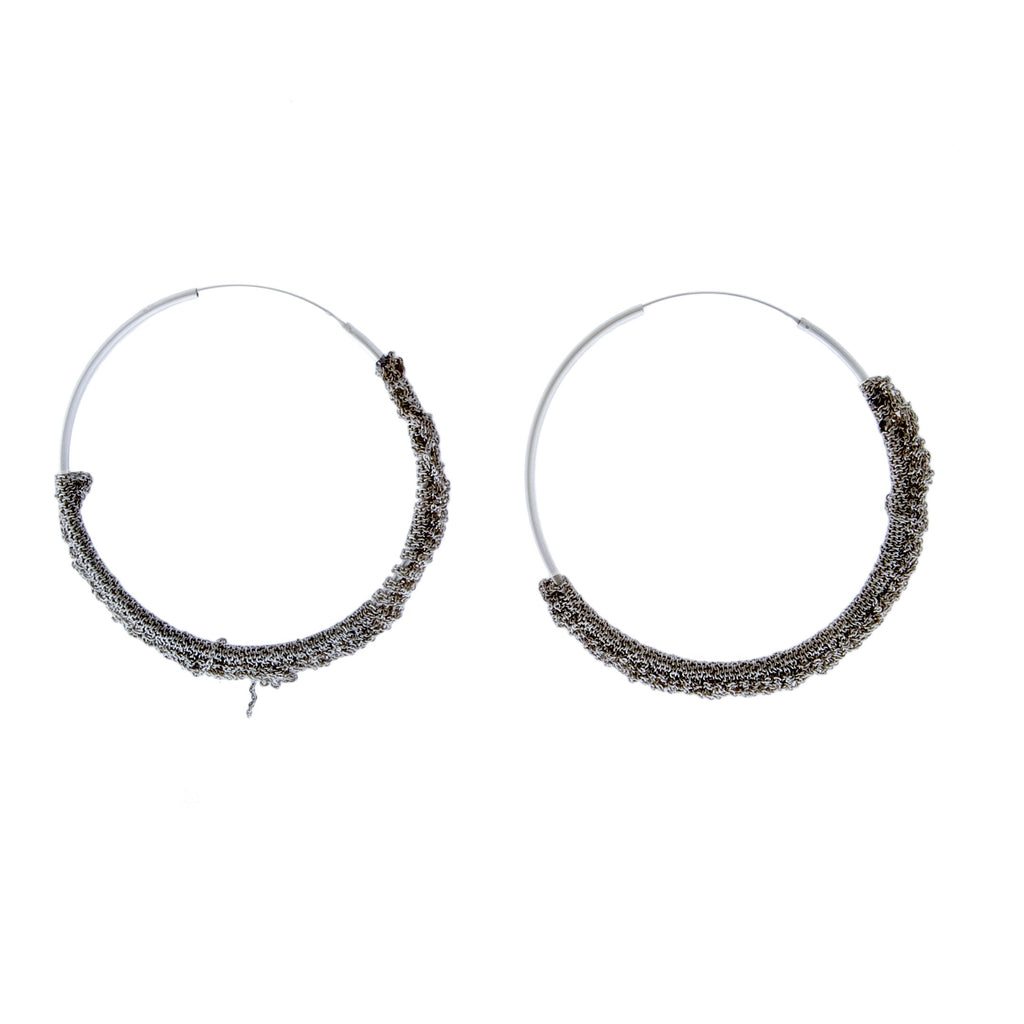 Circlet Hoops in Faded